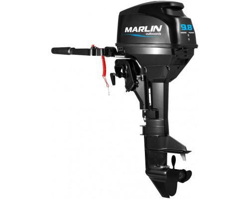 Marlin MP 9.8 AMHS - 2х-тактный лодочный мотор