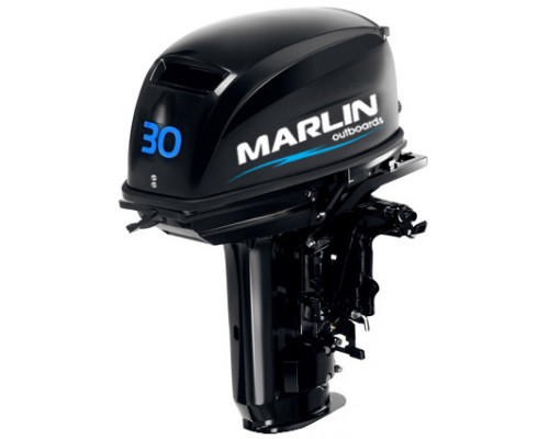 Marlin MP 30 AMH - 2х-тактный лодочный мотор без редуктора