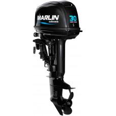 Marlin MP 30 AWRS c дистанционным управлением- 2х-тактный лодочный мотор