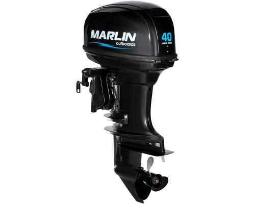 Marlin MP 40 AWRS с дистанционным управлением- 2х-тактный лодочный мотор