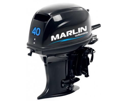 Marlin MP 40 AMH - 2х-тактный лодочный мотор без редуктора