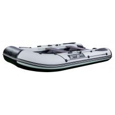 Riverboats RB-330 (НДНД) с надувным дном низкого давления - моторная надувная лодка ПВХ