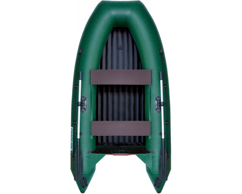 Лодка Omolon SLD 330 IB с надувным дном - моторная надувная лодка ПВХ