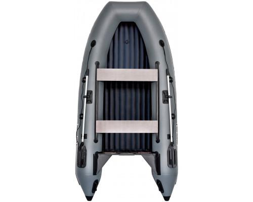 Лодка Omolon SLD 360 IB с надувным дном - моторная надувная лодка ПВХ
