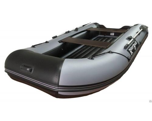 Riverboats RB-340 (НДНД) с надувным дном низкого давления - моторная надувная лодка ПВХ