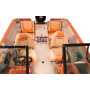 Finval 475 Evo двухконсольная - алюминиевая моторная лодка
