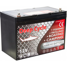 Тяговый аккумулятор для лодочного электромотора Marine Deep Cycle AGM 90Ah 12V