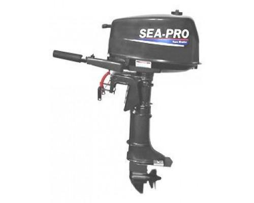 Sea-Pro T 5S Лайт (без внешнего бака) 2х-тактный лодочный мотор