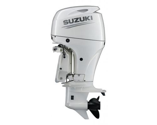 Suzuki DF90ATL (X), белый - 4х-тактный лодочный мотор