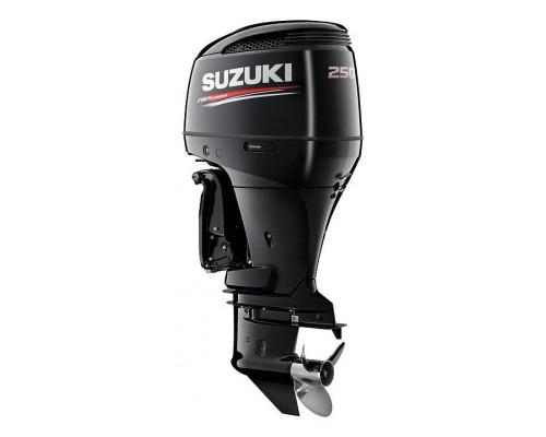 Suzuki DF250TX (XX) - 4х-тактный лодочный мотор