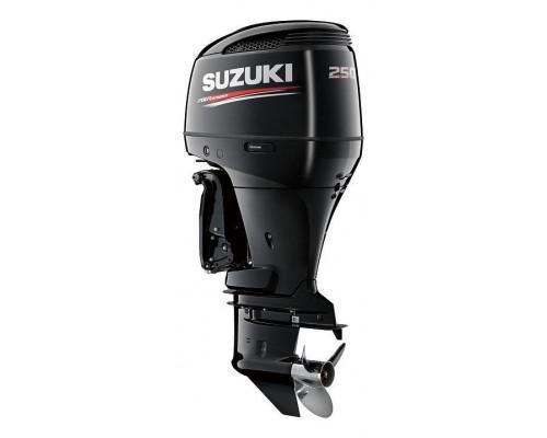 Suzuki DF250APX (XX) - 4х-тактный лодочный мотор