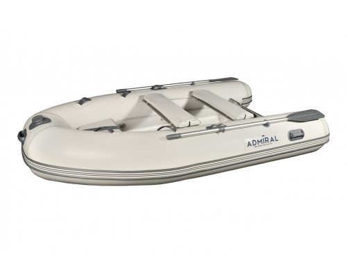 Адмирал RIB 305 - классический RIB - жёстко-надувная моторная лодка ПВХ