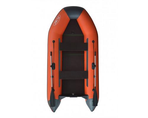 FLINC FT290K килевая, с фанерным полом-книжкой со стрингерами - моторная надувная лодка ПВХ