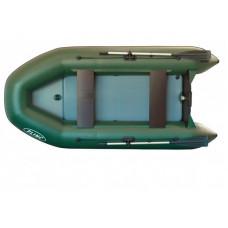 FLINC FT290KA килевая, с надувным дном высокого давления (airdeck) - моторная надувная лодка ПВХ