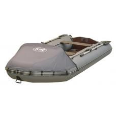 FLINC FT320LA Люкс (с тентом) с надувным дном высокого давления (airdeck) - моторная надувная лодка ПВХ