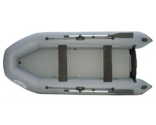 FLINC FT340LА с надувнымдном высокого давления (airdeck) - моторная надувная лодка ПВХ