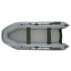 FLINC FT360LA с надувным дном высокого давления - моторная надувная лодка ПВХ