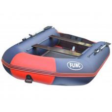 FLINC FT360К килевая, с фанерным полом-книжкой со стрингерами - моторная надувная лодка ПВХ