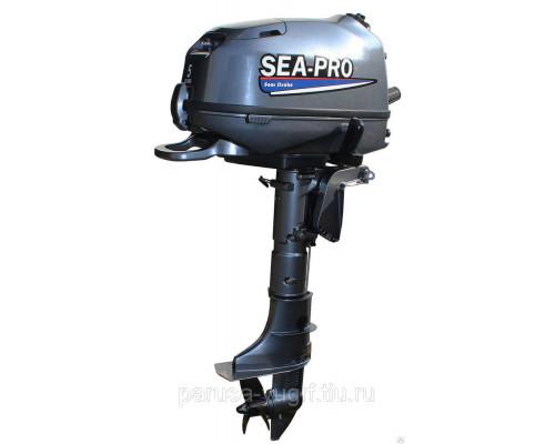 Sea-Pro F5S new  4-х тактный лодочный мотор