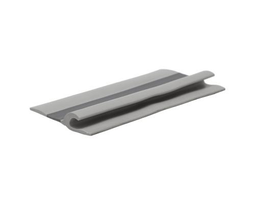 Лента PVC 80 мм на борт лодки (Серый/Темно-серый)