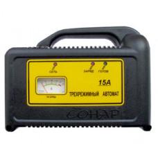 Зарядное устройство для тяговых аккумуляторов 12В, 15A