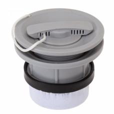 Воздушный клапан Bravo 2014 серый с защитной сеткой