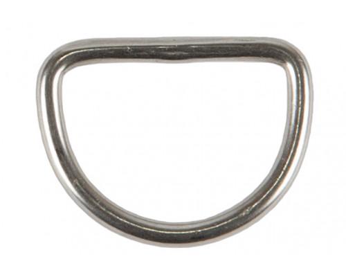 D-кольцо, сталь, 25 мм