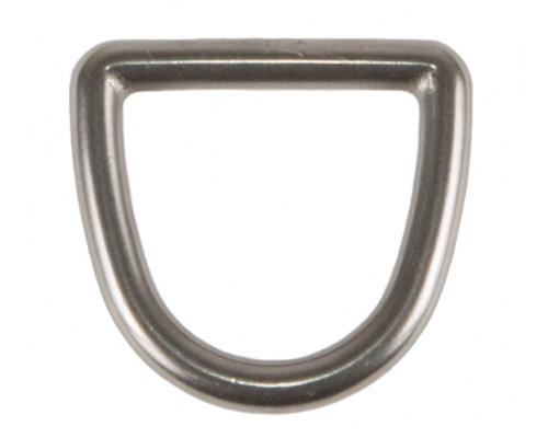 D-кольцо, сталь, 45 мм