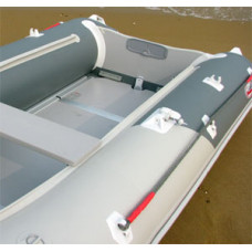Жесткий пол для лодки FL300 Pro, фанера 12 мм