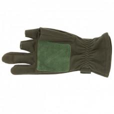 Перчатки без пальцев для рыбалки