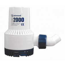 Водоотливная помпа Heavy-Duty HD2000 12v (электрическая)