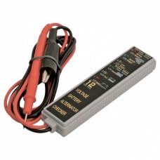 Индикатор разряда аккумулятора переносной