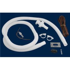 Комплект для монтажа и подключения электрической помпы