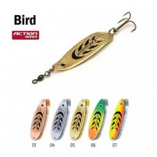 Блесна колеблющаяся Akara Action Series Bird 60 12 гр.