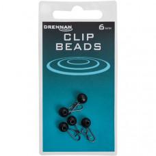 Бусина с застежкой DRENNAN Clip Beads / 5шт.
