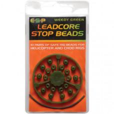 Бусина-стопор E-S-P Leadcore Stop Beads - 20шт.