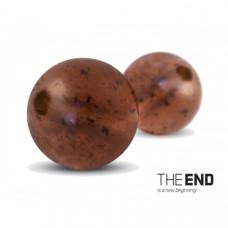 Бусины - отбойники DELPHIN THE END Soft beads / G-ROUND