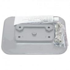 Крепеж на надувную PVC лодку B0341 (Серый)