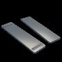 Банка на лодку ПВХ (850/790 мм) фанера (Серый)