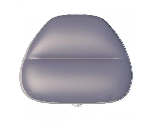 Надувное сиденье в нос лодки №2 55х47х30 см (Серый)