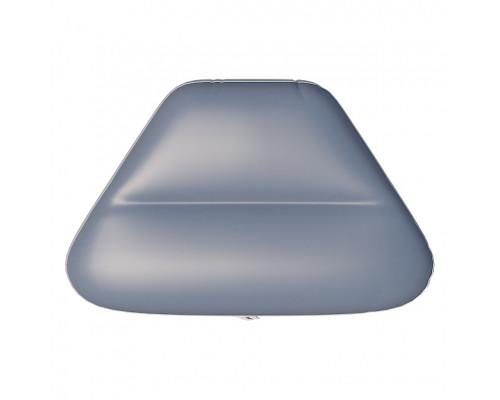 Надувное сиденье в нос лодки №3 70х46х29 см (Серый)