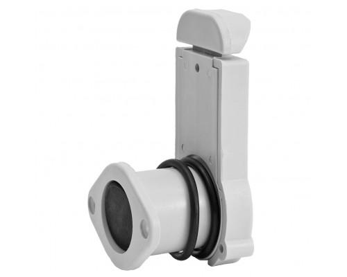 Сливной клапан NEW 34-40мм (Серый)