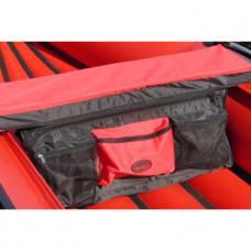 Сумка на сиденье 85 см (Красный/Черный)