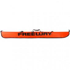 Чехол для удилищ Freeway пластиковый (оранжевый)