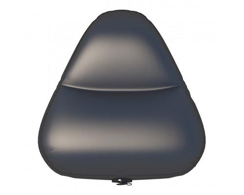 Надувное сиденье в нос лодки №1 49х52х30 см (Черный)