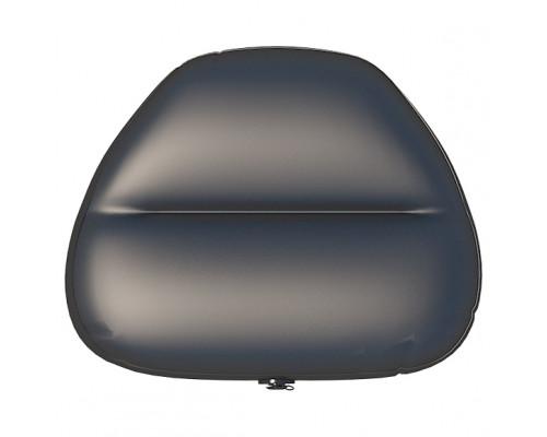 Надувное сиденье в нос лодки №2 55х47х30 см (Черный)