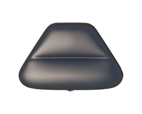 Надувное сиденье в нос лодки №3 70х46х29 см (Черный)