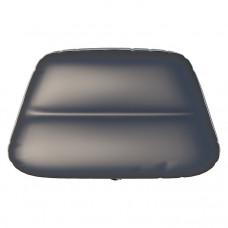 Надувное сиденье в нос лодки №4 72х48х29 см (Черный)
