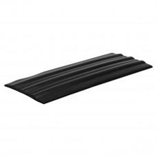 Лента PVC 60 мм на дно лодки (Черный)