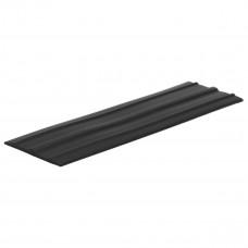 Лента PVC 45 мм для дна лодок (Черный)